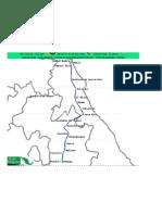 Mapa a Puebla