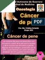 Cancer de Pene - Ma Cristina Pacheco Armenta