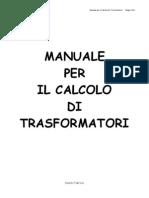 Manuale Trasfo