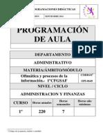 programacion OPI