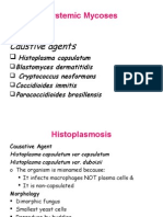 Systemic Mycosis 06-07