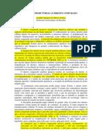 NOTAS INTRODUTÓRIAS AO DIREITO COMPARADO