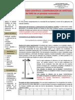 P1 Método Científico bachillerato