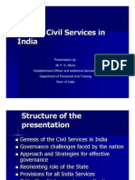 - Civil Services in Idia UPAAM