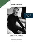 Beckett, Samuel - Antología poética + Entrevistas - ediciones alma_perro