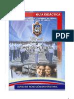 GuÍa DidÁctica ComprensiÓn Lectora 07-12-2007