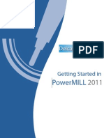 PowerMILL 2011 RC2 Getting Started 201101