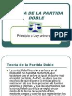 TEORIA PARTIDA DOBLE