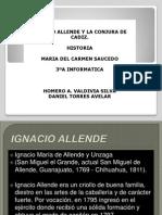 Ignacio Allende y La Conjura de Cadiz