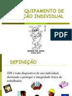 NR-6 EQUIPAMENTO DE PROTEÇÃO INDIVIDUAL 2011