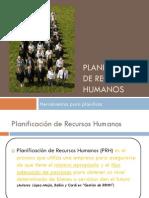 7 Planeación de Recursos Humanos