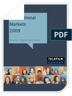2009 International Market Report
