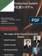 Toyota Production System Rafael Rdz.