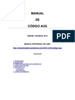 Manual de Código AUG