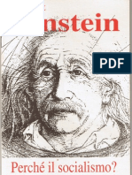 Albert Einstein - Perchè il socialismo?