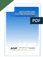 32.- AFIP - Manual  Pymes Comercio Exterior