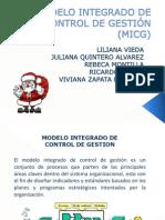 Modelo Control Integral de Gestion