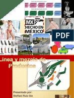 Linea y Mezcla de Productos