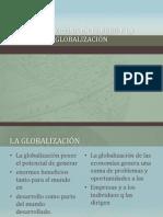 EL MARKETING EN EL PERÚ Y LA GLOBALIZACIÓN