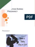 Perubahan Selama Kehamilan Dan AKG Kehamilan