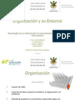 Organizacion y Su Entorno