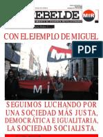 El Rebelde - Octubre de 2011