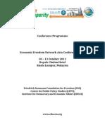 EFN Programme FINAL for Delegates