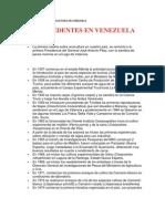Antecedentes de La Piscicultura en Venezuela