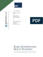 interpreting_skills_training_report