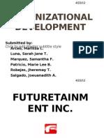 Organizational Development Ppt.
