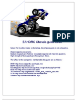 Chassis guide for 2008