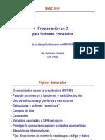 SASE2011-Programacion en C Para Embebidos