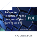 Livre Blanc ISAE Executive Club 2011