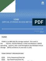 VSAM Presentation