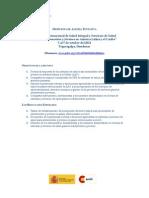 Agenda Reunión de Salud Integral y Servicios de Salud para Adolescentes y Jóvenes en América Latina y el Caribe