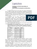 Logstica Reversa e a Poltica Nacional de Resduos Slidos (Tecnologistica)