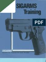 Sig p220 Combat Pistol Armorer's Manual