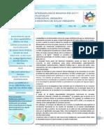 Boletin Epidemiologico 09-2011