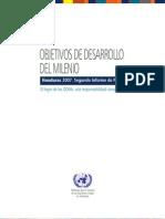 ODM - Segundo Informe de avances
