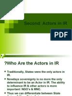 Second+Actors