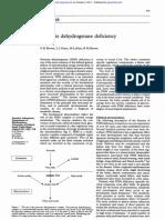 Articulo Deficiencia Piruvato Deshidrogenasa