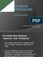 Satrean Existensialism