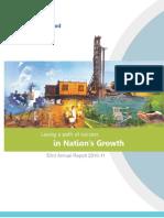 NMDC Annual Report 2010-11