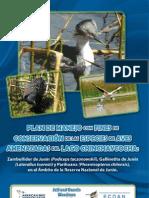 Plan de Manejo Del Lago Junin
