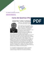 Curso de Quechua (Peru)