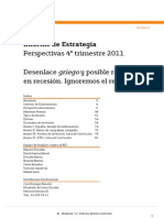 Estrategia Trimestral Bankinter 04T11