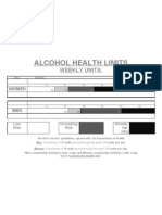 08 Alcohol Health Limits Chart
