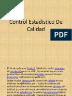 Control Estadistico de Calidad 97-03