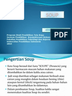 Power Point Soup