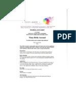 Data Sheet Aerosola